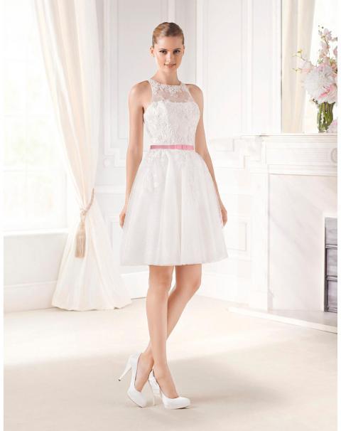 5626f96a2a300b Короткі весільні сукні. Купити або взяти на прокат в Києві