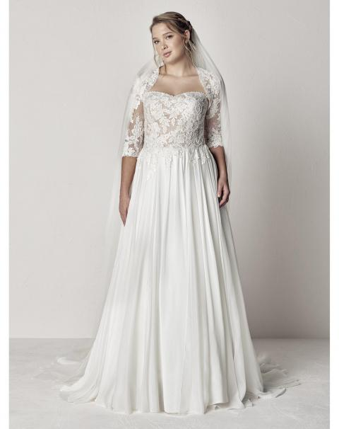 15894b4862ca37c Свадебные платья Pronovias (Проновиас) в Киеве. Прокат и продажа